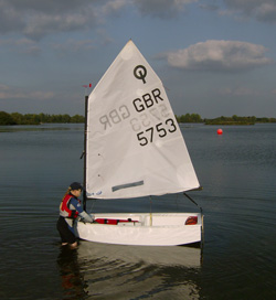 Lottie Harland : Optimist 5753