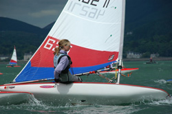 Lottie Harland : Irish National Championships 2010