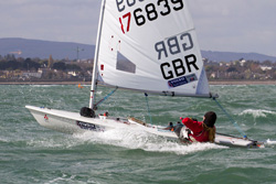 Lottie Harland : Irish National Youth Championships 2012