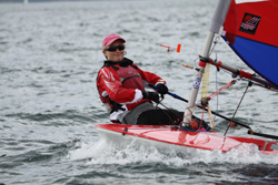 Lottie Harland : National Championships 2011