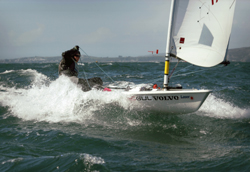 Lottie Harland : Laser Radial Qualifier 2011