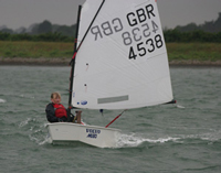 Lottie Harland : Optimist 4538