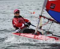 Lottie Harland : Topper World Championships 2011