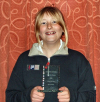 Lottie Harland : Best Female Newcomer